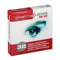 PharmaLens Tageslinsen (Dioptrie: -8.50) 32  kontaktlinsen