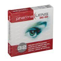 PharmaLens Tageslinsen (Dioptrie: +1.75) 32  kontaktlinsen