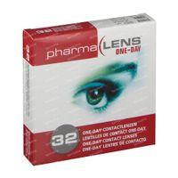 PharmaLens Daglenzen +3.25 32  lenzen