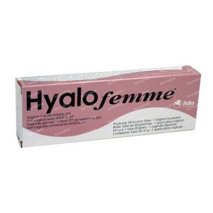 Hyalofemme Vaginal-Gel + Applikatoren 30 g