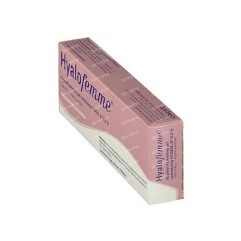 Hyalofemme Gel Vaginaal + Applicatoren 30 g