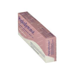 Hyalofemme Gel Vaginal + Applicators 30 g