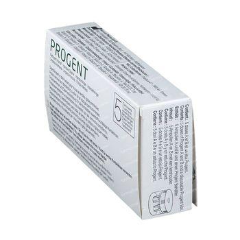 Progent Intensief Reinigen + Lenscase 10 ampoules