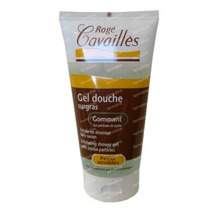 Roge Cavailles Showergel Over Fat Peeling 150 ml