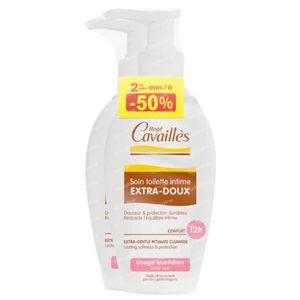 Rogé Cavaillès Soin Toilette Intime Extra-Doux DUO 2x200 ml