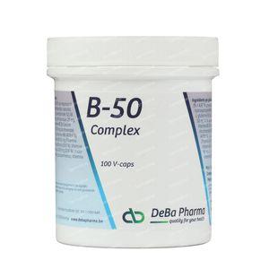 Deba Pharma B-50 Complex 100 capsules