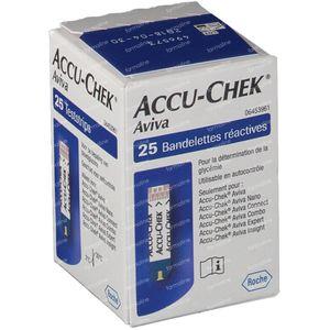 Accu-Chek Aviva 25 St