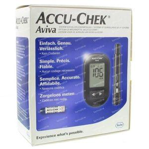 Accu Chek Aviva mg/dl Startersset 1 st