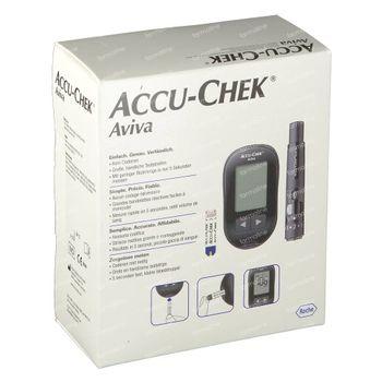 Accu-Chek Aviva mg/dl Startkit 1 pièce