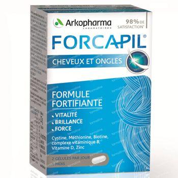 Forcapil 60 capsules 60 capsules
