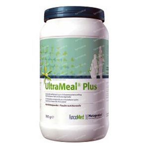 Ultrameal Plus Vanille 700 g Polvere