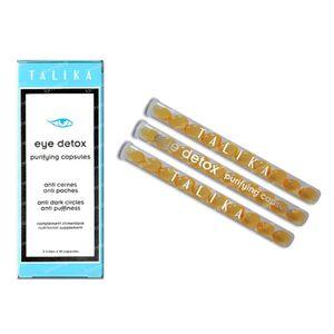 Talika Eye Detox Purifying Capsules 30 stuks Capsules