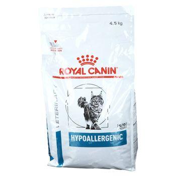 Royal Canin Kat Hypoallergenic 4,5 kg