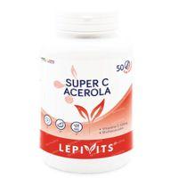 Lepivits Super C Acerola 50  tabletten