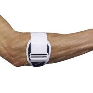 Bota El Elbow Anatomic Sport White/Blue 1 item