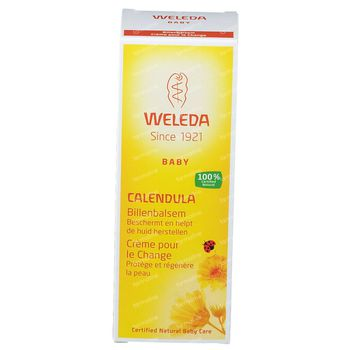Weleda Bébé Calendula Crème Pour Change 75 ml