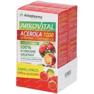 Acerola 1000 30 tabletten