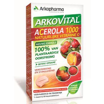 Arkovital Acerola 1000 30 tabletten