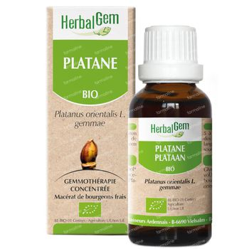 HerbalGem Platane Macerat 15 ml