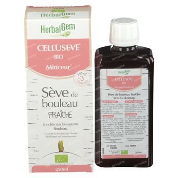 Herbalgem Celluseve 250 ml