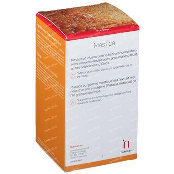 Nutrisan Mastica 120 kapseln