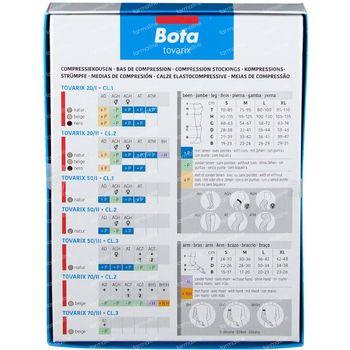 Bota Tovarix 20/I Dijkous AGH -P Man Natur Small 1 pièce