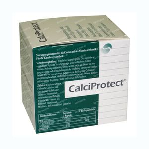 Calciprotect 100 St capsule