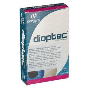 Dergam Dioptec 60 kapseln