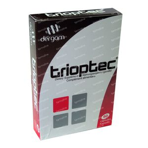 Dergam Trioptec 60 capsule