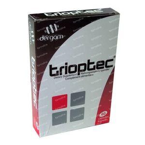 Dergam Trioptec 60 St capsule