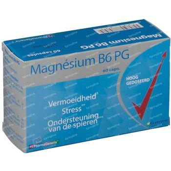 Pharmagenerix Magnesium B6 Pg 60 kapseln