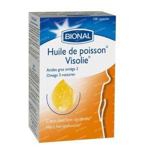 Bional Visolie 100 capsules