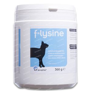 Ecuphar F-Lysine Poeder 300 g