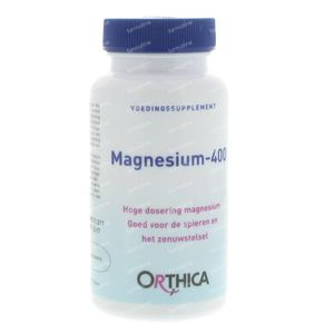 Orthica Magnesium 400 60 comprimés