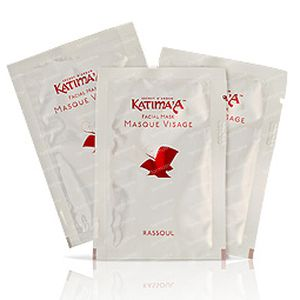 Katima'a Face Mask Lotion + Powder 20 St