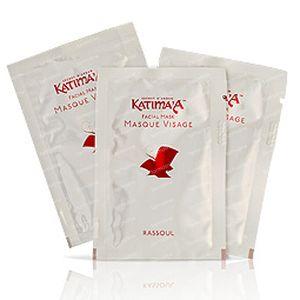Katima'a Gelaatsmasker Lotion + Poeder 20 stuks