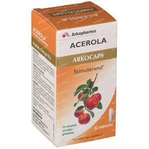 Arkocaps Acerola 42 St Capsules