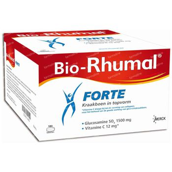 Bio-Rhumal Forte 1500mg 180 tabletten