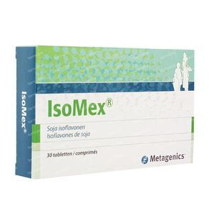 Isomex 200mg 30 St compresse