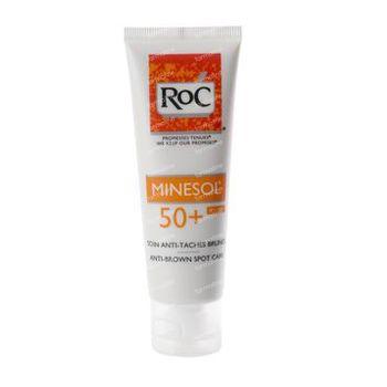 Roc Minesol Anti-Taches Brunes IP/UV 50 50 ml crème