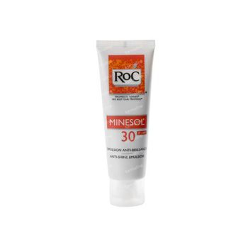 Roc Minesol Emuls. Anti-Brillance UV 30 50 ml