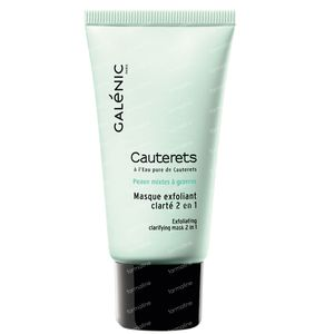 Galénic Cauterets Purifying Mask 50 ml Tubo