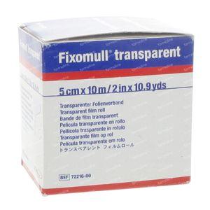 Fixomull Fixation Bandage 5cm x 10m 1 pieza