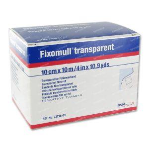 Fixomull Fixation Bandage 10cm x 10m 1 St