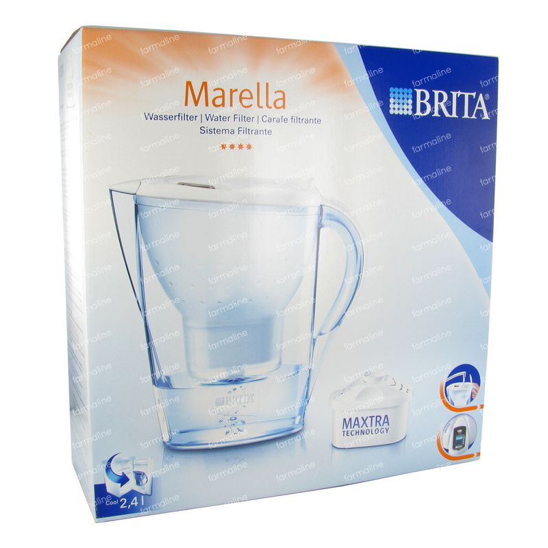 brita marella cool wasser filter wei 1 st online bestellen. Black Bedroom Furniture Sets. Home Design Ideas