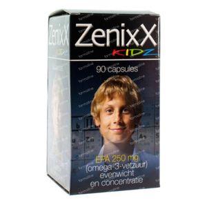 ZenixX Kidz 90 capsules