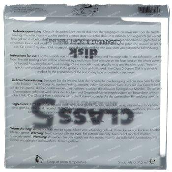 Class 5 Discs Peeling 37,50 ml