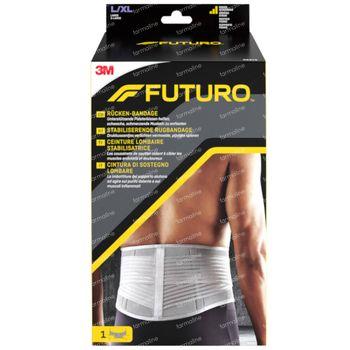 FUTURO™ Stabiliserende Rugbandage 46816 Large - Extra Large  1 st