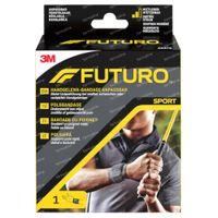 FUTURO™ Polsbandage 46378 Zwart Aanpasbaar 1 st