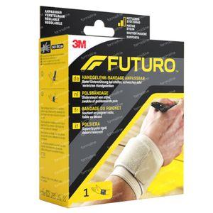 FUTURO™ Polsbandage 46709 Beige Aanpasbaar 1 stuk